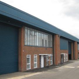 Centenary Industrial Estate, Enfield