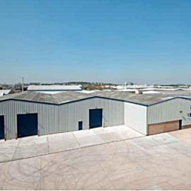 Bush Industrial Estate – Park Royal